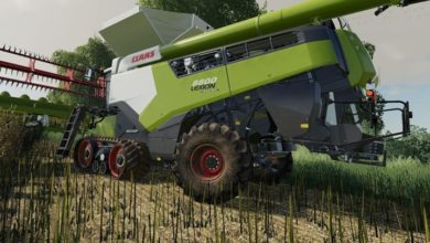 Photo of FS19 – Claas Lexion 8700 – 8900 Biçerdöver Modu