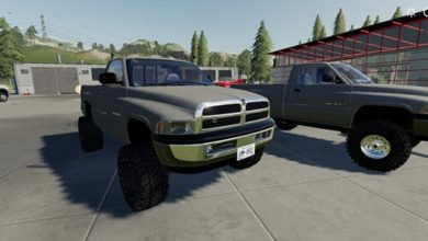Photo of FS19 – Dodge Ram 1500 Tek Kabinli Pikap Modu