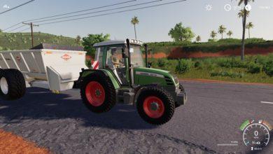Photo of FS19 – Fendt Farmer 300Ci Traktör Yaması