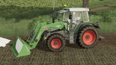 Photo of FS19 – Fendt Favorit 509 – 510 Traktör V6.0.0.1