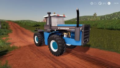 Photo of FS19 – Ford 846 Traktör