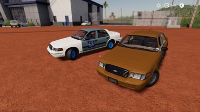 Photo of FS19 – Ford Crown Victoria Araba Modu V1.1