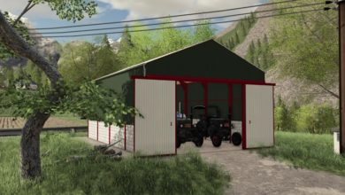 Photo of FS19 – Hangar Modu