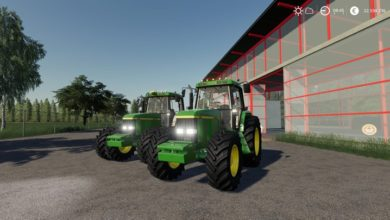 Photo of FS19 – John Deere 6010 Premium Traktör Modu V3.0