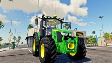 Photo of FS19 – John Deere 6M 2020