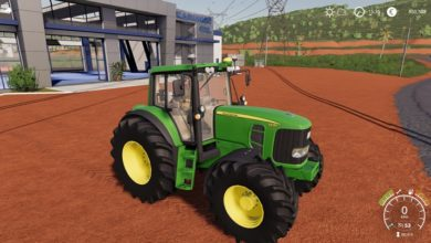 Photo of FS19 – John Deere 7030 Traktör