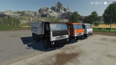 Photo of FS19 – Kamaz 55111 Savok Kamyon Modu V2