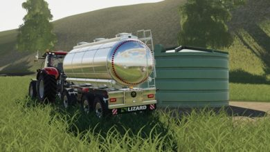 Photo of FS19 – Lizard MKS 16 Tanker Modu