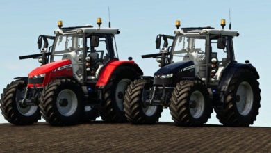 Photo of FS19 – Massey Ferguson 5600 Traktör Modu