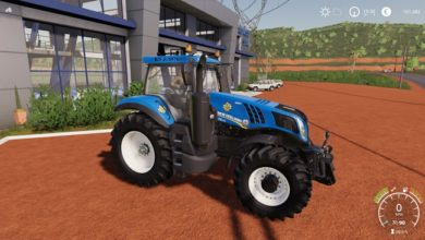 Photo of FS19 – New Holland T8 Traktör