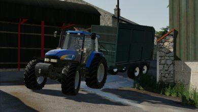 Photo of FS19 – New Holland TM170 Traktör