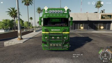 Photo of FS19 – Scania John Deere Tır Modu