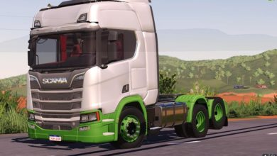 Photo of FS19 – Scania S V8
