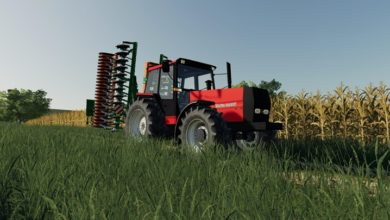 Photo of FS19 – Valtra Valmet 1180S Traktör V2