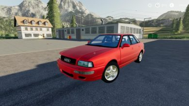 Photo of FS19 – Audi 80 Araba Modu