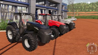 Photo of FS19 – Case Ih AFS Magnum Traktör
