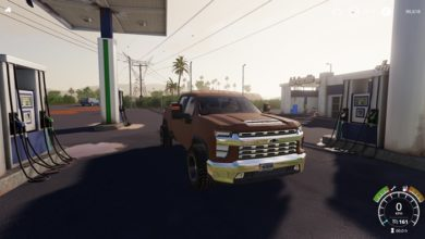 Photo of FS19 – Chevrolet Silverado 2500 HD 2020 Model