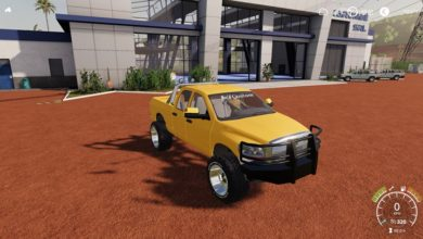 Photo of FS19 – Dodge Ram 2007 Model