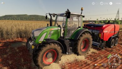 Photo of FS19 – Fendt 512 – 516  Vario S4 Traktör V1.1