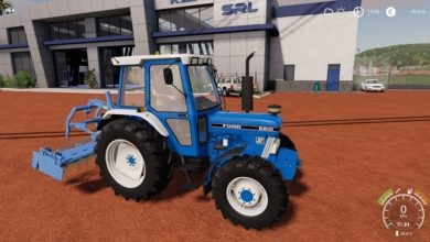 Photo of FS19 – Ford 6810 Traktör V1.0.1.0