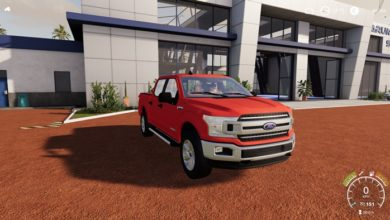 Photo of FS19 – Ford F-150 XLT 2018