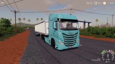 Photo of FS19 – Iveco S-Way 2020