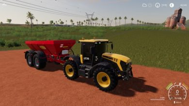 Photo of FS19 – JCB 4220 Xtra Traktör V1.2