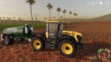 Photo of FS19 – JCB Fastrac 4220 Traktör
