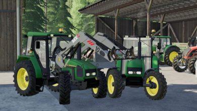 Photo of FS19 – John Deere 3000 Traktör