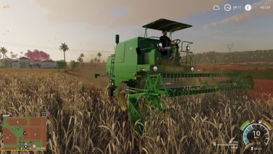 Photo of FS19 – John Deere 630 Biçerdöver V2