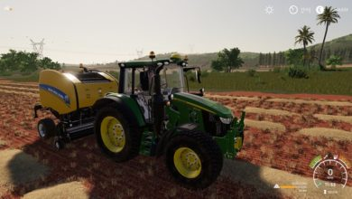 Photo of FS19 – John Deere 6M 2020 Traktör V1.1