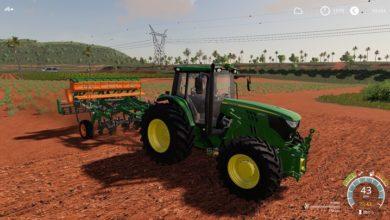 Photo of FS19 – John Deere 6M 2020 Traktör