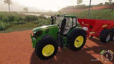 Photo of FS19 – John Deere 6R Serisi