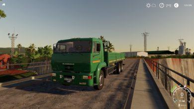 Photo of FS19 – Kamaz 65117 Kamyon Modu