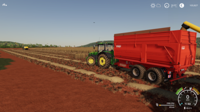 Photo of FS19 – Krampe BBS650 Römork