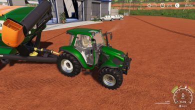 Photo of FS19 – Lindner Lintrac 90 Traktör