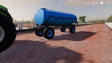 Photo of FS19 – Lizard Tanker Modu
