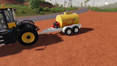 Photo of FS19 – Lizard Yakıt Tankeri V1