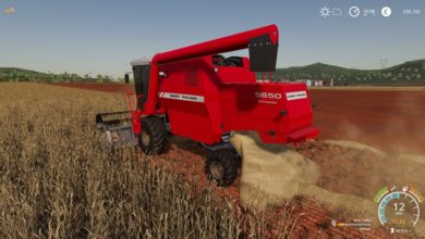 Photo of FS19 – Massey Fergunson 5650 Biçerdöver Yaması
