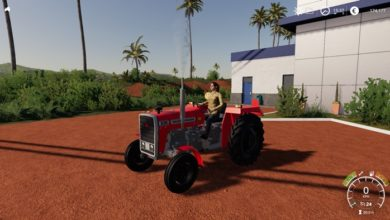 Photo of FS19 – Massey Ferguson 235/255 Traktör