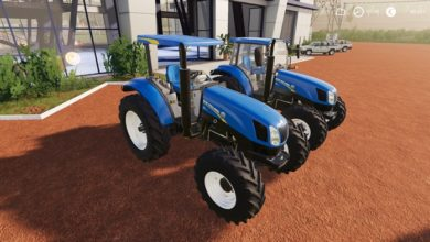 Photo of FS19 – New Holland T6 Traktör