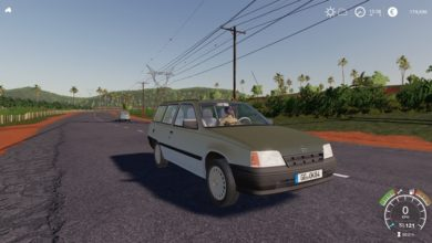 Photo of FS19 – Opel Kadett E Araba Modu