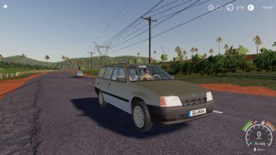 Photo of FS19 – Opel Kadett E Araba Modu