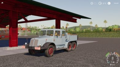 Photo of FS19 – Tatra 141 Kamyon