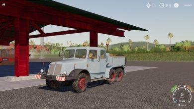 Photo of FS19 – Tatra 141 Kamyon