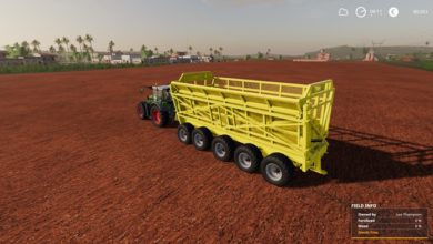 Photo of FS19 – TMA VTX 6030 Şeker Kamışı Römorku