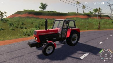 Photo of FS19 – Zetor 12011 Traktör