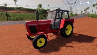 Photo of FS19 – Zetor Crystal 12011 Traktör V2