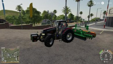 Photo of FS19 – Case Ih Puma 165-240 Traktör