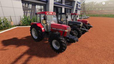 Photo of FS19 – Case Maxxum 5150 Traktör V1.0.1.0